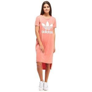 womens adidas t shirt dress